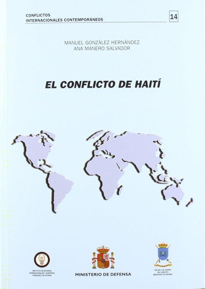 Conflicto de haiti,el