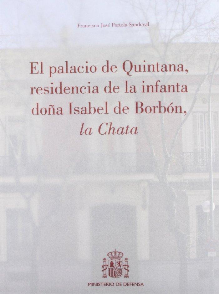 Palacio de quintana, residencia de la infanta doña isabel de