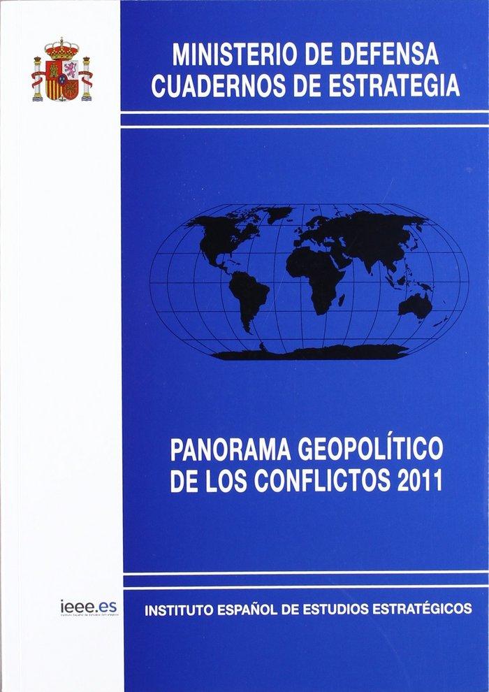Panorama geopolitico de los conflictos