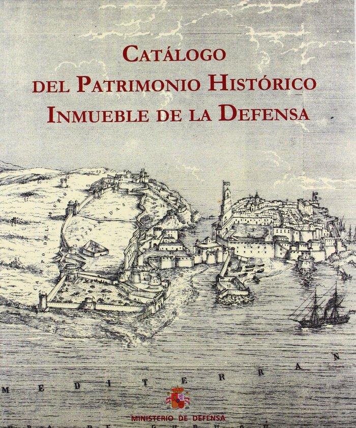 Catalogo del patrimonio historico de inmueble de la defensa