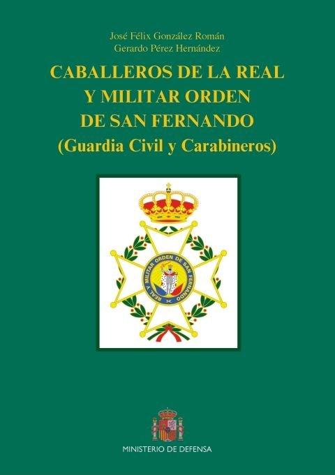 Caballeros de la real y militar orden de san fernando