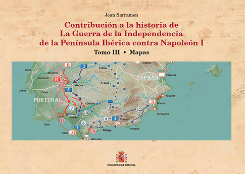 Contribucion a la historia de la guerra de la independencia