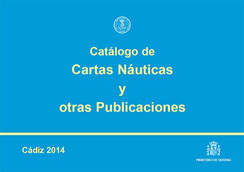Catalogo de cartas nauticas y otras publicaciones