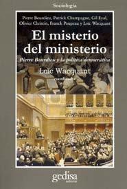 Misterio del ministerio