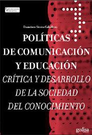 Politicas comunicacion y educacion