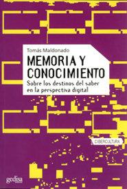 Memoria y conocimiento