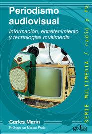 Periodismo audiovisual
