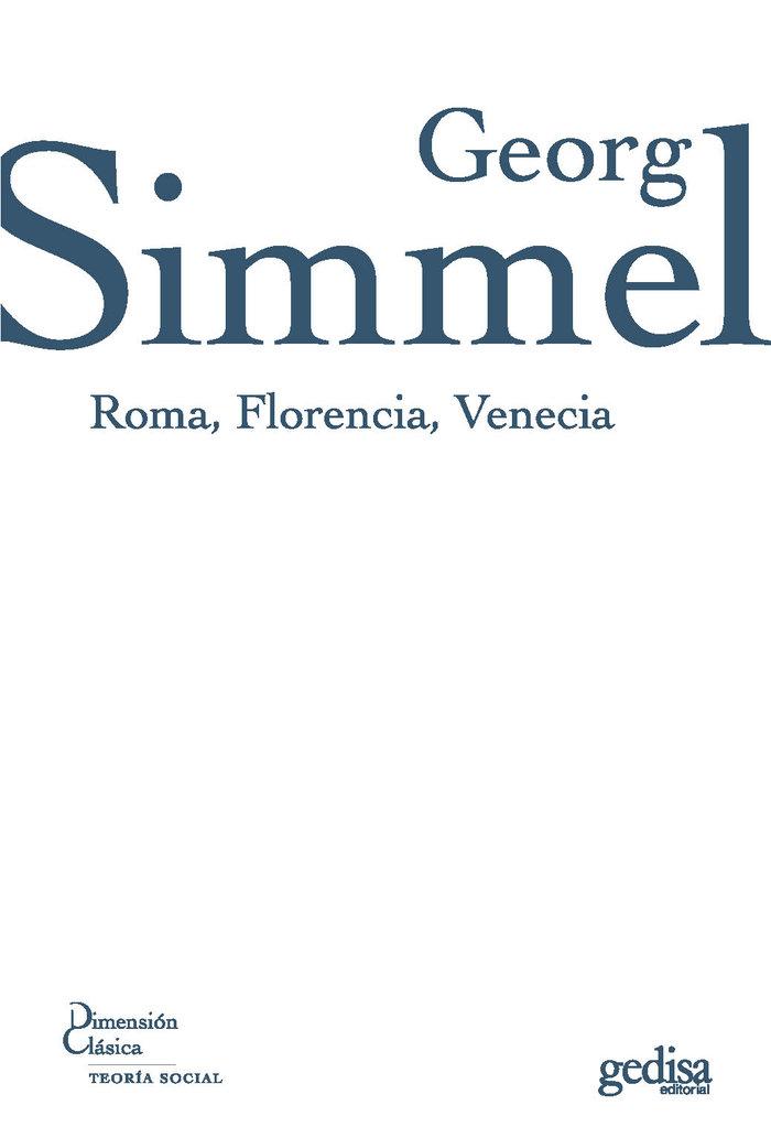 Roma florencia venecia