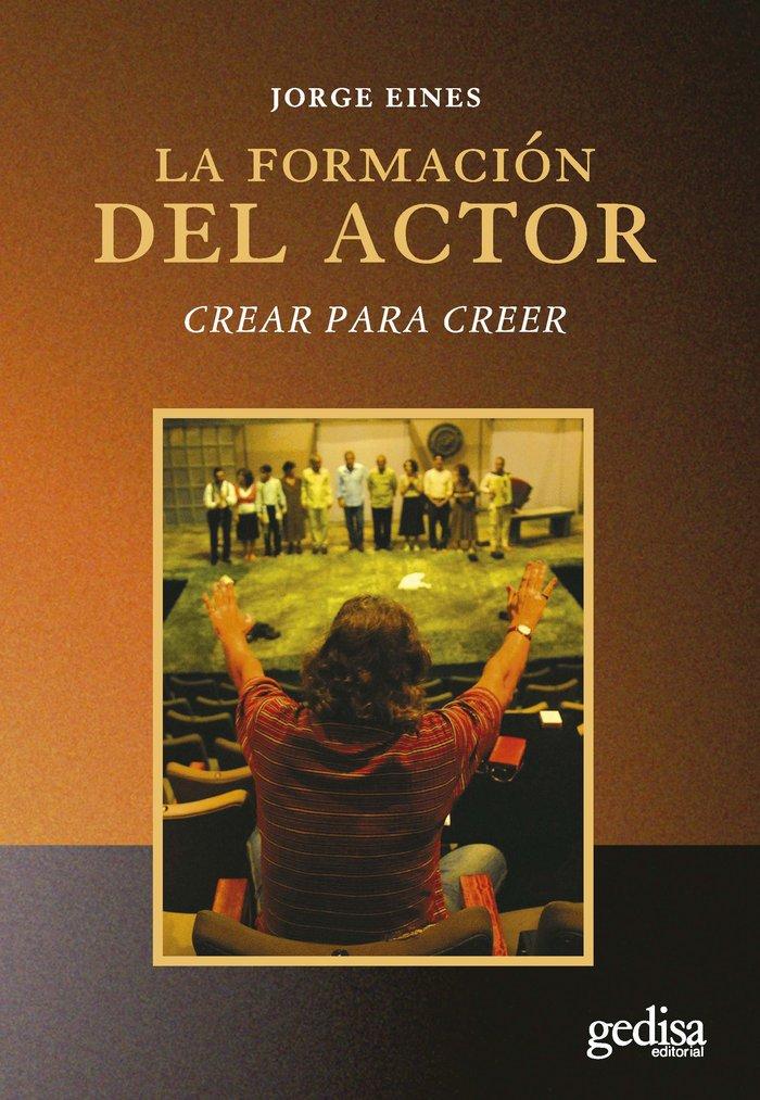 Formacion del actor,la