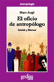 Oficio de antropologo,el
