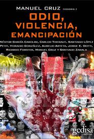 Odio,violencia,emancipacion
