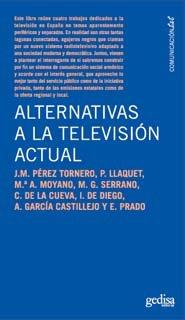 Alternativas a la television actual