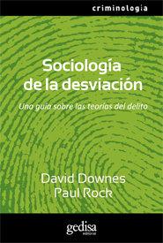 Sociologia de la desviacion