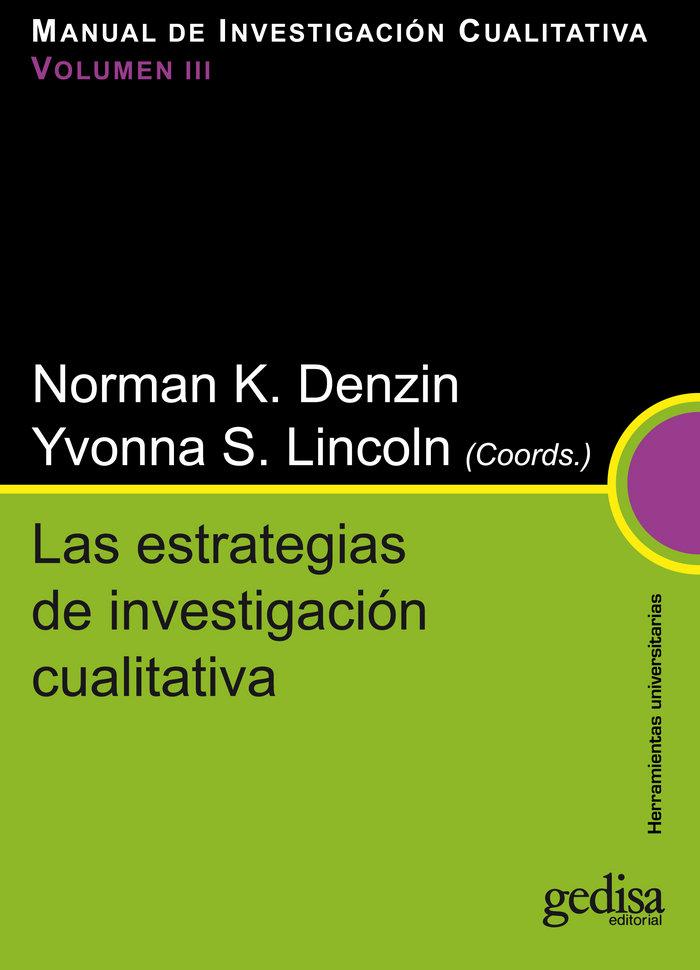 Estrategias de investigacion cualitativa,las