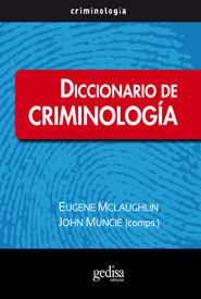 Dicc.de criminologia