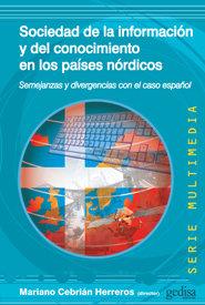 Sociedad informacion y del conocimiento paises nordicos