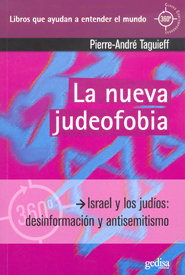 Nueva judeofobia,la