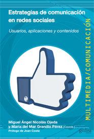 Estrategias comunicacion en redes sociales