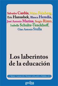 Laberintos de la educacion,los