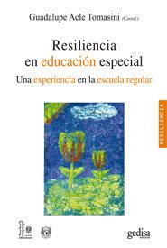 Resiliencia en educacion especial