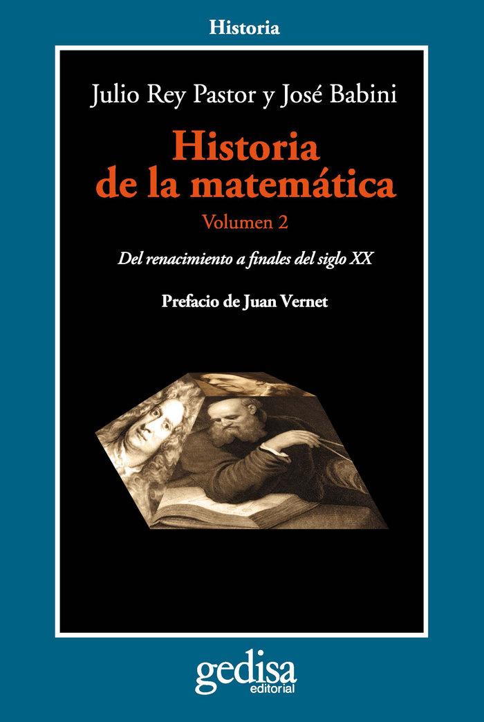 Historia de la matematica vol.ii