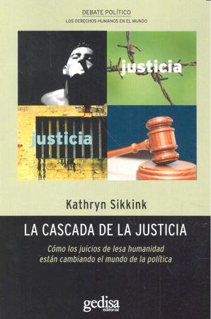 Cascada de la justicia,la