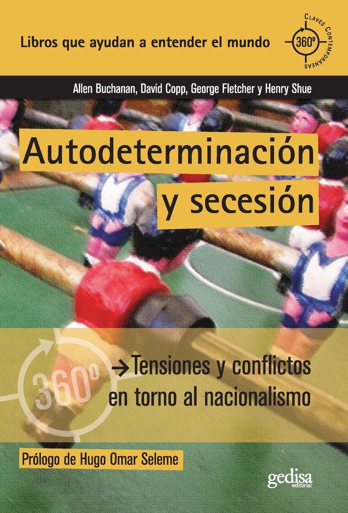 Autodeterminacion y secesion
