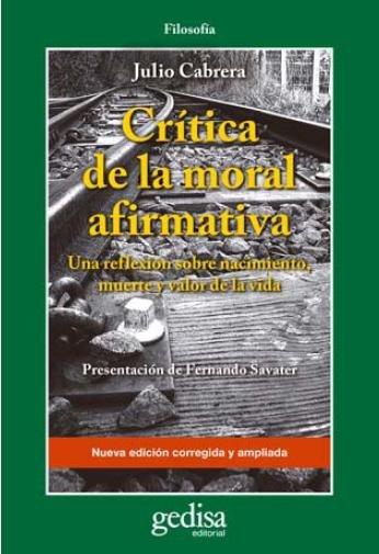 Critica de la moral afirmativa