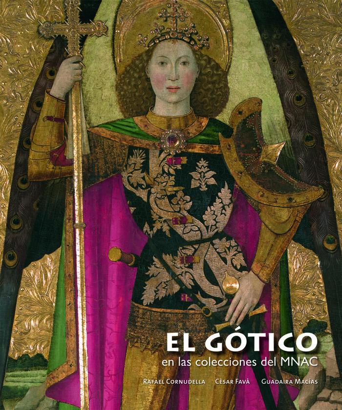 Gotico en las colecciones del mnac, el