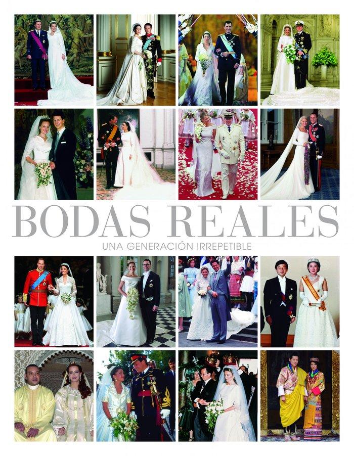 Bodas reales historia y glamour de las casas reales