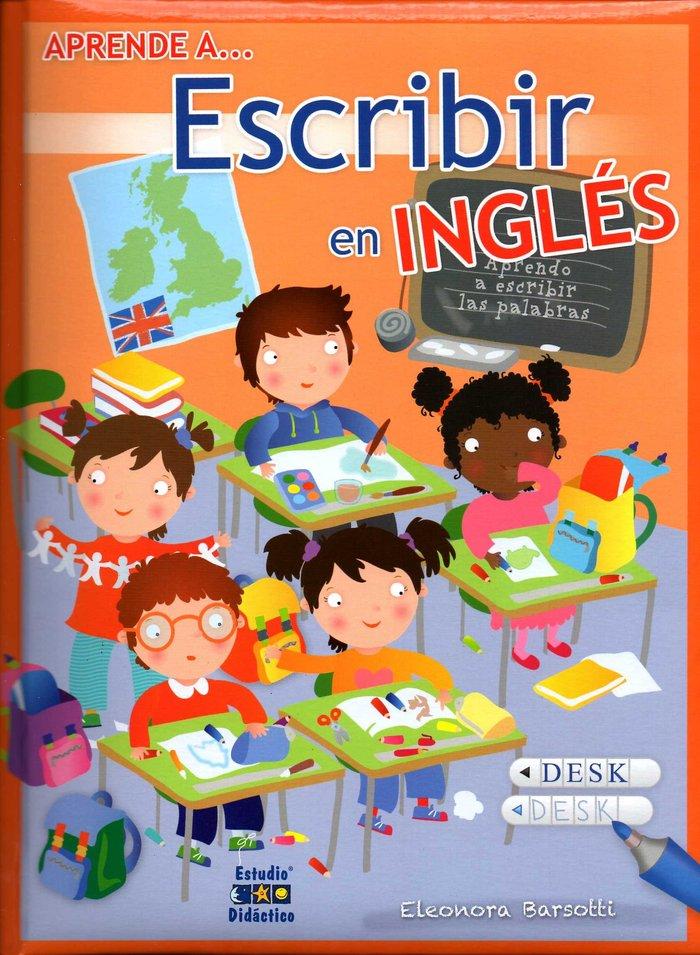 Aprende a escribir en ingles
