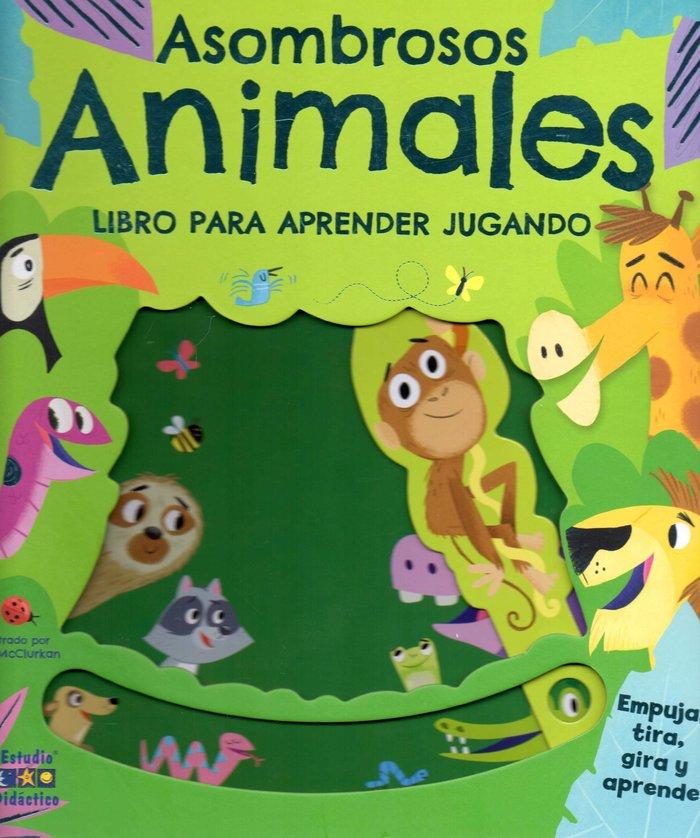 Asombrosos animales