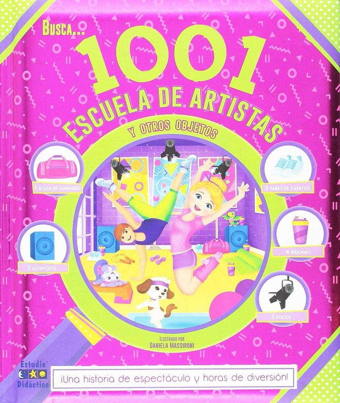 Busca 1001 escuela de artistas