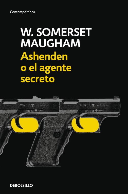 Ashenden o el agente secreto dbc