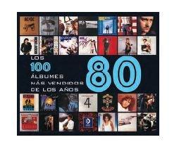 100 albumes mas vendidos de los años 80,los