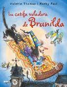 Catifa voladora de la bruixa brunilda,la