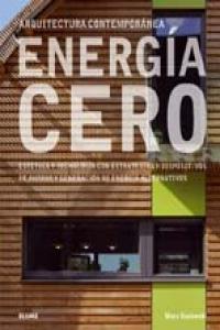 Energia cero arquitectura contemporanea