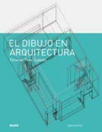 Dibujo en la arquitectura, el