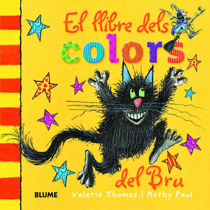 Llibre dels colors del bru,el