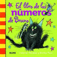 El libro de los numeros de bruno  la bruja brunilda y bruno