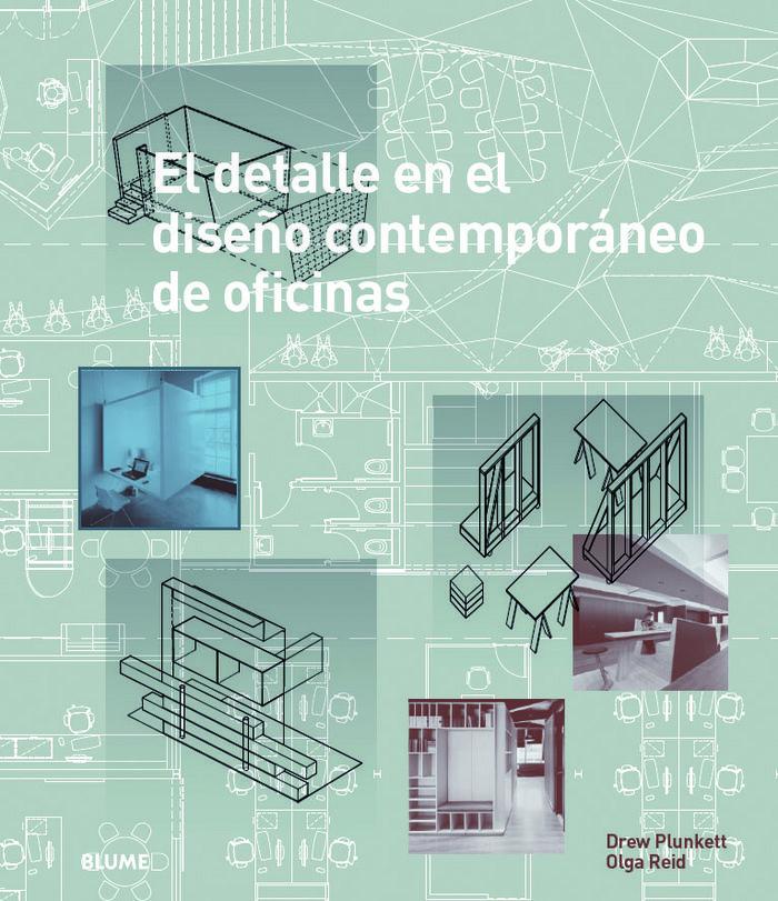 Detalle en el diseño contemporaneo de oficinas,el