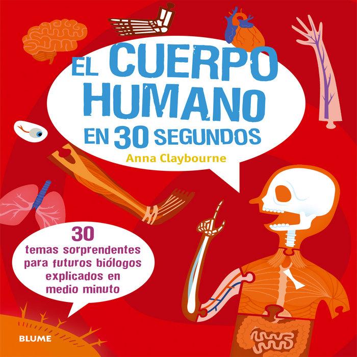 Cuerpo humano en 30 segundos,el