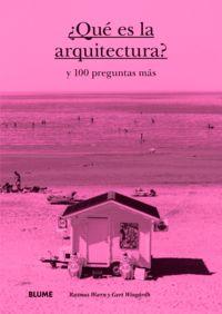 ¿que es la arquitectura?
