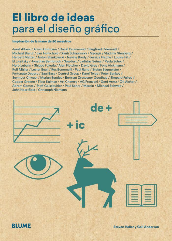 Libro de ideas para el diseño grafico