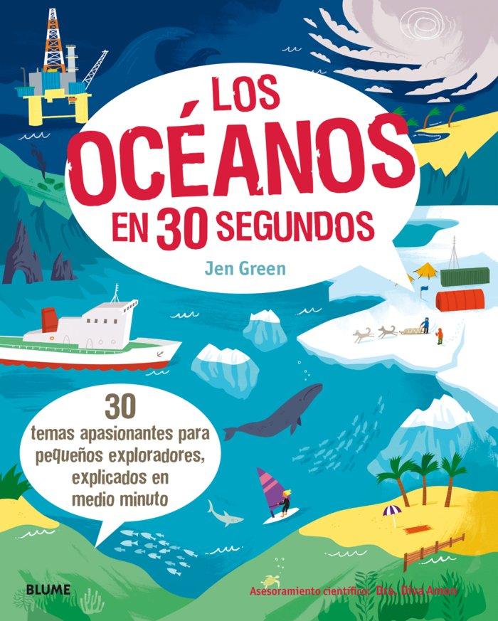 Oceanos en 30 segundos,los