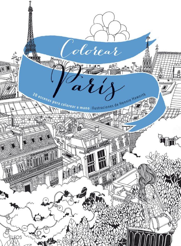 Colorear paris