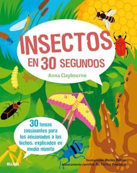 30 segundos. insectos en 30 segundos