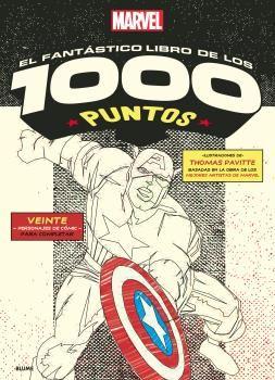 Fantastico libro de los 1000 puntos,el