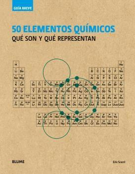 Guia breve. 50 elementos quimicos (rustica)