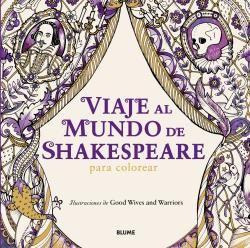 Viaje al mundo de shakespeare(para colorear)